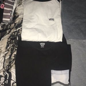 3a7b40be5cfee3 Vans Shirts - Vans Men s Clothing Bundle